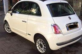 2015' Fiat 500 500 פיאט
