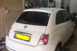 2011' Fiat 500 500 פיאט